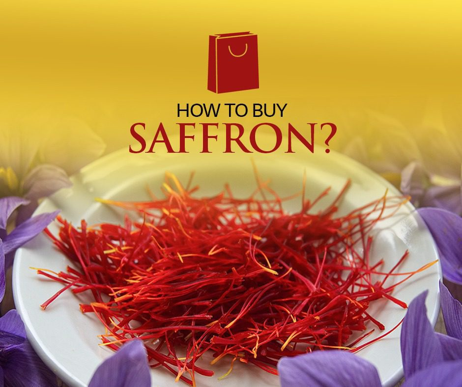 saffron buying guide