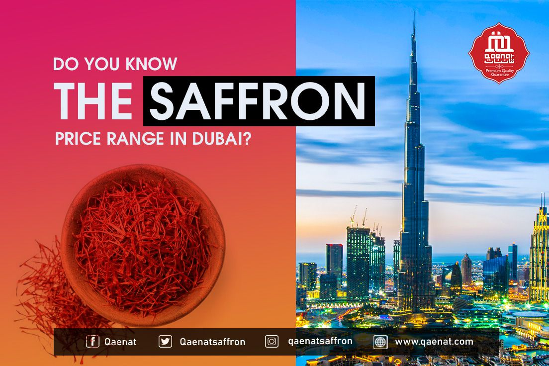 Saffron price in Dubai?